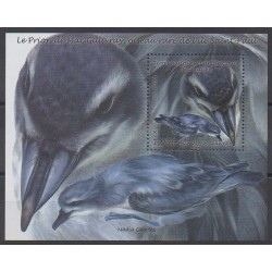 French Southern and Antarctic Lands - Blocks and sheets - 2018 - Nb F858 - Birds