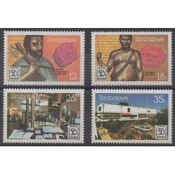 Zimbabwe - 1985 - No 105/108