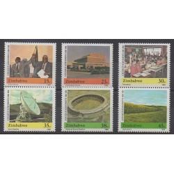 Zimbabwe - 1990 - No 210/215