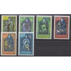 Zimbabwe - 1994 - Nb 306/311 - Christmas
