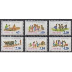 Zimbabwe - 1997 - Nb 373/378