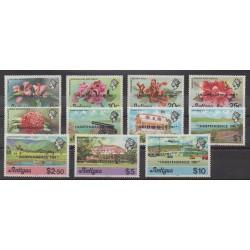 Antigua - 1981 - No 605/615 - Histoire
