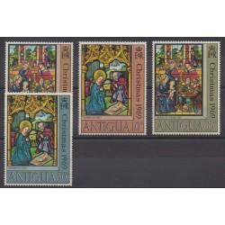 Antigua - 1969 - No 215/218 - Noël