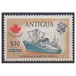 Antigua - 1975 - Nb 360 - Boats