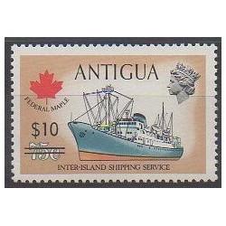 Antigua - 1975 - Nb 360 - Boats