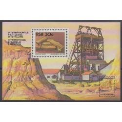 Afrique du Sud - 1986 - No BF18 - Sciences et Techniques - Philatélie