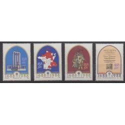 Afrique du Sud - 1988 - No 644/647 - Histoire