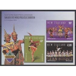 Nouvelle-Zélande - 2003 - No BF175 - Folklore - Philatélie