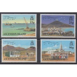 Ascension Island - 2000 - Nb 775/778 - Christmas