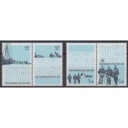 Australie - territoire antarctique - 2009 - No 173/176 - Polaire