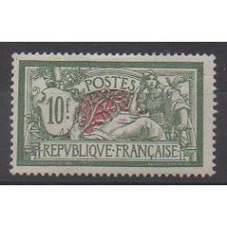 France - 1925 - No 207 - Neuf avec charnière