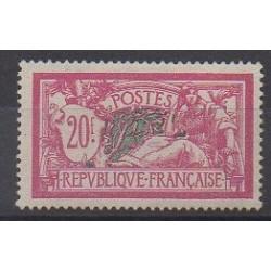 France - 1925 - No 208 - Neuf avec charnière