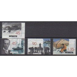 Australian Antarctic Territory - 1999 - Nb 119/122 - Polar