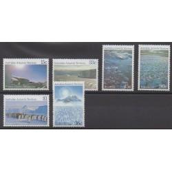 Australie - territoire antarctique - 1985 - No 68/72 - Polaire
