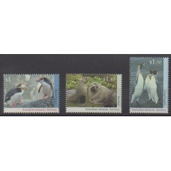 Australian Antarctic Territory - 1993 - Nb 95/97 - Animals