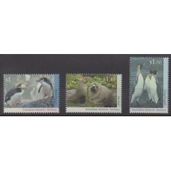 Australie - territoire antarctique - 1993 - No 95/97 - Animaux