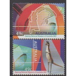 Australie - 2001 - No 1917/1918 - Art