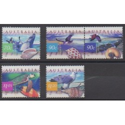Australie - 1999 - No 1757/1561 - Animaux