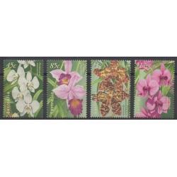 Australia - 1998 - Nb 1689/1692 - Flowers