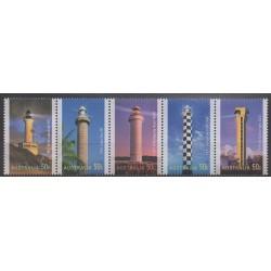 Australie - 2006 - No 2535/2539 - Phares