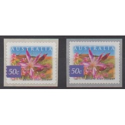 Australia - 2003 - Nb 2089/2089A - Flowers