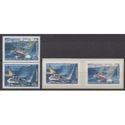 Australia - 1994 - Nb 1407/1410 - Boats