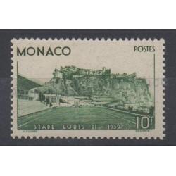 Monaco - 1939 - No 184 - Sport