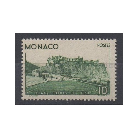 Monaco - 1939 - Nb 184 - Sport