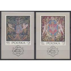 Pologne - 1970 - No BF48/BF49 - Art