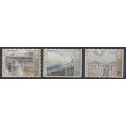 Grande-Bretagne - 1971 - No 621/623 - Peinture