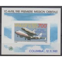 Mali - 1981 - No BF17ND - Espace