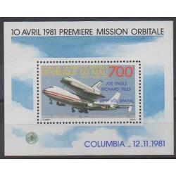 Mali - 1981 - No BF17 - Espace
