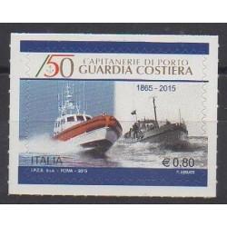 Italie - 2015 - No 3582 - Navigation