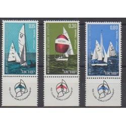 Israël - 1970 - No 413/415 - Navigation