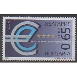 Bulgarie - 2002 - No 3924 - Europe