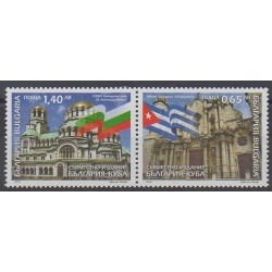 Bulgaria - 2010 - Nb 4269/4270 - Churches