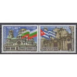 Bulgarie - 2010 - No 4269/4270 - Églises