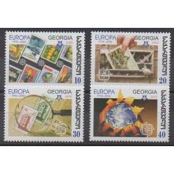 Georgia - 2006 - Nb 405/408 - Philately