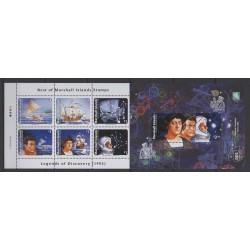 Marshall - 2015 - No 3448/3454 - Navigation - Espace