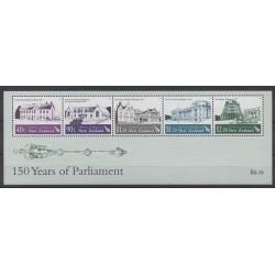 Nouvelle-Zélande - 2004 - No BF186 - Monuments