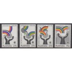 Australie - 1983 - No 817/820