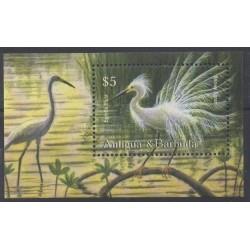 Antigua et Barbuda - 2002 - No BF 552 - Oiseaux