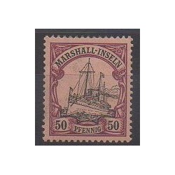 Marshall - 1900 - No 20 - Neuf avec charnière