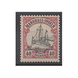 Marshall - 1900 - No 19 - Neuf avec charnière