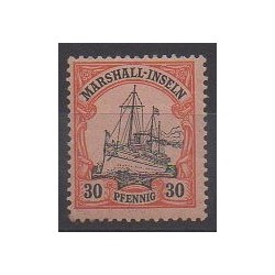 Marshall - 1900 - No 18 - Neuf avec charnière