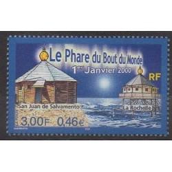 France - Poste - 2000 - Nb 3294 - Lighthouses