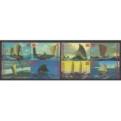 Marshall - 1998 - Nb 928/935 - Boats