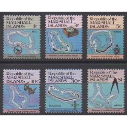 Marshall - 1984 - Nb 45/50
