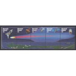 Marshall - 1985 - Nb 100/104 - Astronomy