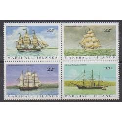 Marshall - 1987 - Nb 136/139 - Boats